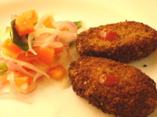 Meat/Beef Cutlet