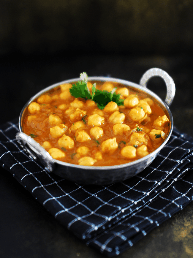 Easy chana masala recipe how to make channa masala restaurant style try the second most popular dish of india chanamasala channamasala cholemasala cholay forumfinder Gallery