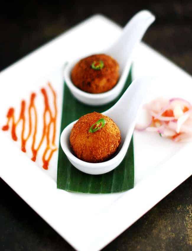 Kerala Style Chicken Cutlet Recipe