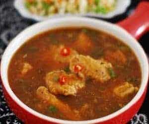 Chicken Manchurain recipe