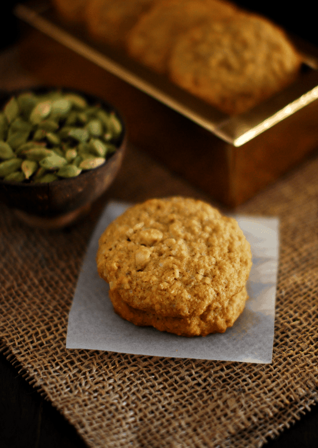 Coconut Oatmeal Cookies (Recipe With Step By Step Pictures)