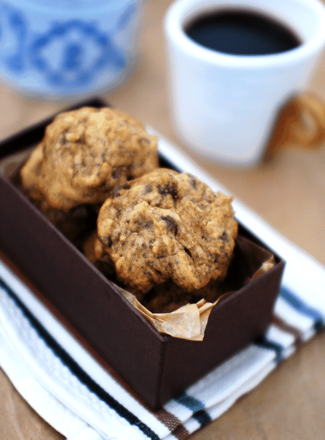 The Best Coffee Chocolate Chip Cookies (Recipe With Step ...