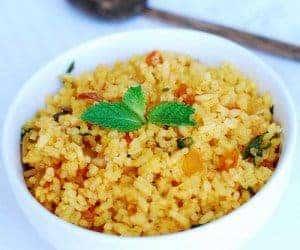 Jaldi Tomato Rice