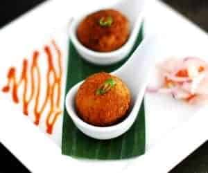 Kerala Style Chicken Cutlet Recipe