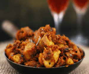 Kerala Style Pork Roast