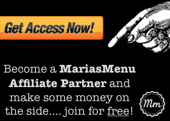 Join MariasMenu Affiliate Program