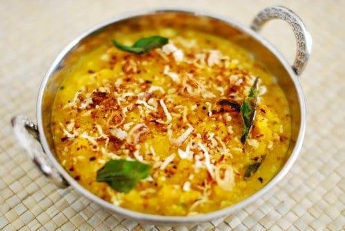 Mathanga (Pumpkin) Erissery – Onam Recipe