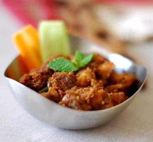 Njandu (Crab) Roast