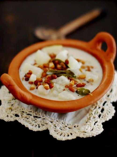Kerala Olan – Onam Recipe
