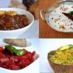 Onasadya dishes