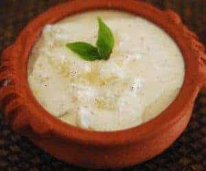 Pachadi - Onam Sadya Recipe