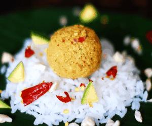 Roasted Cashew Coconut Chammanthi