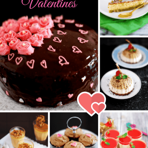 Valentines Day Dessert Recipes Roundup