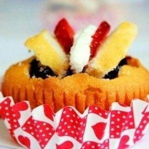 Butterfly Cupcake Recipe