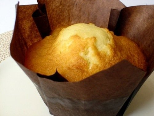 Vanilla Muffins Recipe
