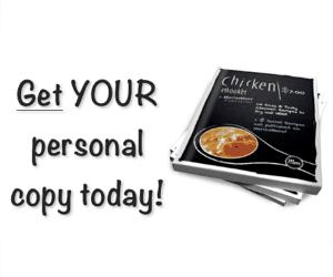 Get Your Copy Of The MariasMenu Chicken eBooklet