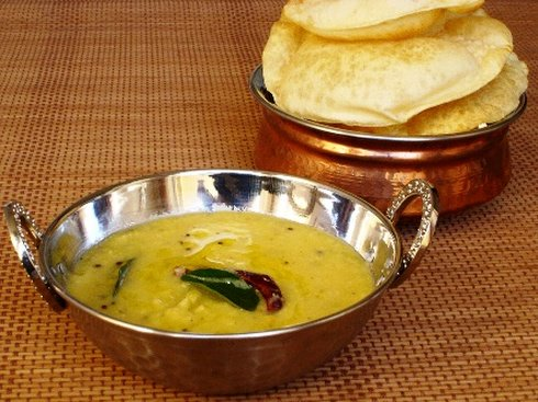 Parippu Chaaru (Curry)